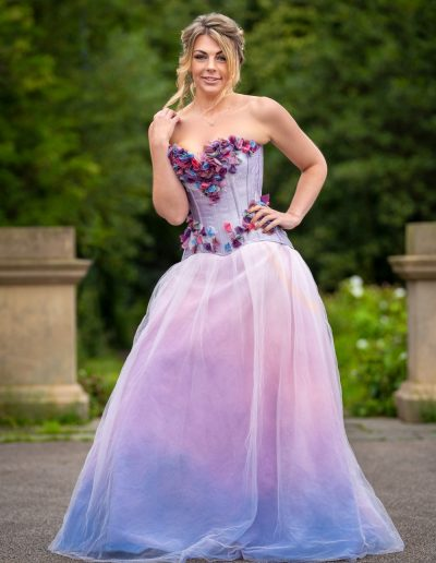 Corsetry & Couture Wedding Dress